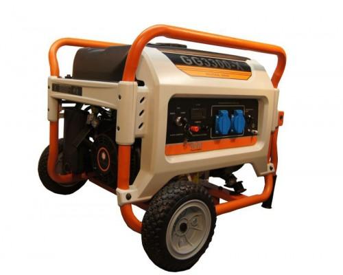 Газовый генератор 2.4 кВт REG E3 POWER GG3300-X с автозапуском + АВР