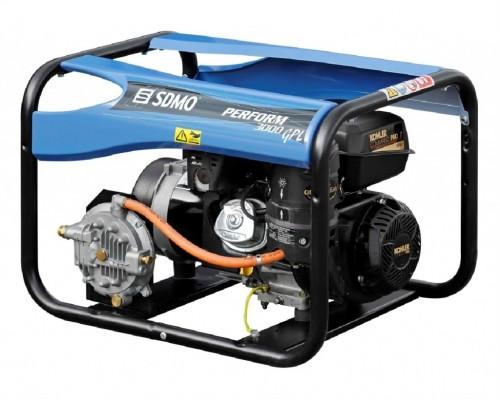 Газовый генератор 2.4 кВт SDMO PERFORM 3000 GAZ с автозапуском + АВР
