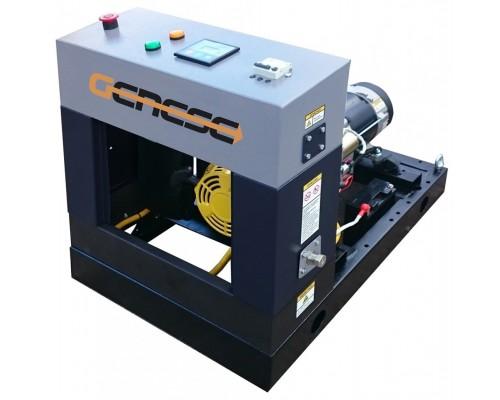 Газовый генератор 4.5 кВт Genese Standard 5000 Neva с автозапуском + АВР