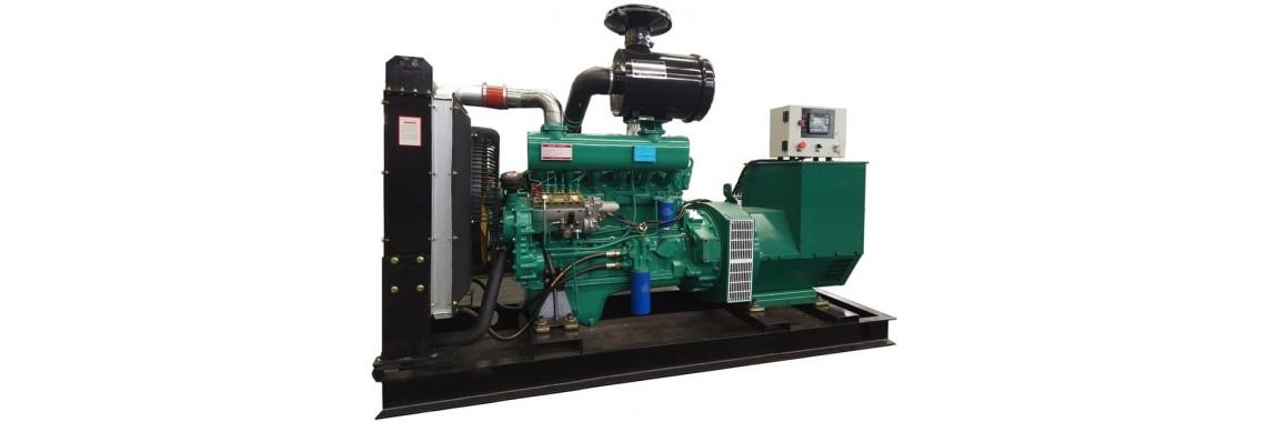 Газовые генераторы для производства