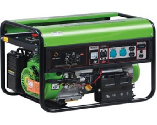 Газовый генератор 4.5 кВт Комфорт ГАЗ-4.5кВт-ЭС