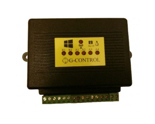 GSM модуль для дистанционного управления генератором