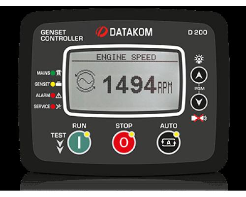 D-200 Контроллер для генератора NEW