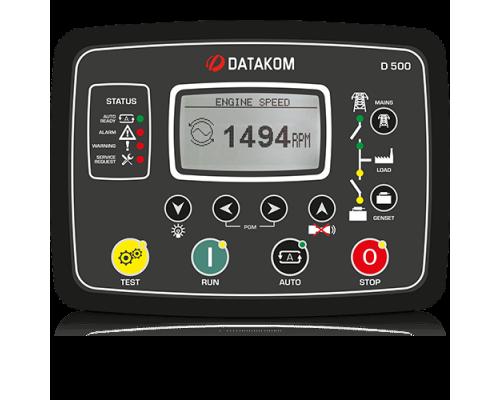 D-500 Lite Универсальный контроллер для генераторов
