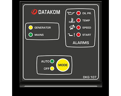 DKG-107 Модуль автозапуска генератора