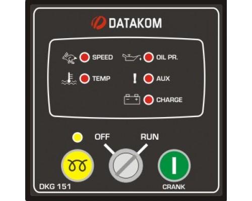 DKG-151 Модуль ручного запуска генератора