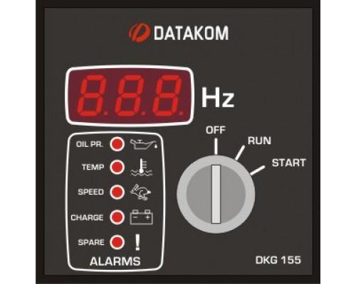 DKG-155 Модуль ручного запуска генератора