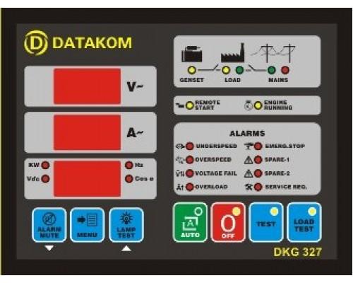 DKG-327 Модуль автоматического ввода резерва-АВР