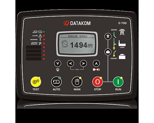 Datakom D-700 Модуль синхронизации генераторов нового поколения