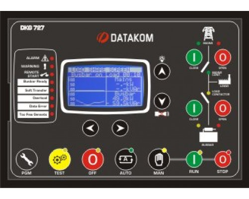 Datakom DKG-727 Модуль синхронизации сети и генераторов
