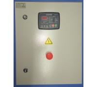 Щит автозапуска генератора ЩАГ-3-3-32 ток 32А на контроллере Datakom DKG-207 контакторы Россия-Китай